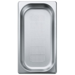 Rổ Inox dạng khay STRAINER BOWL SPECIAL 112.0384.902